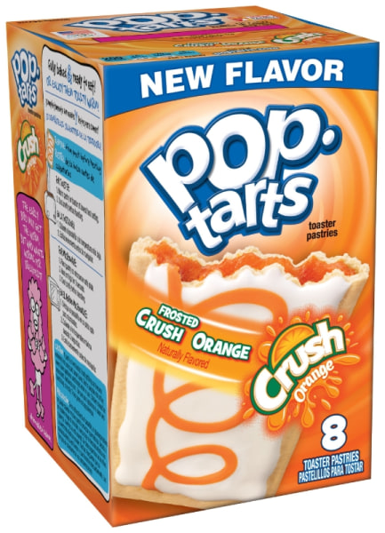 New Soda Flavored Pop Tarts Are Coming To A Store Near You