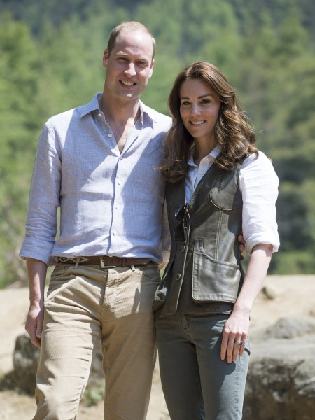 Prince William Duchess Kate Celebrate 5th Wedding