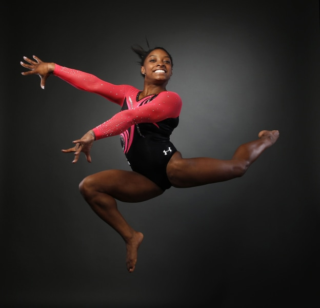 Simone biles on getting nervous before routines and keeping her medals safe - Simone biles pics ...