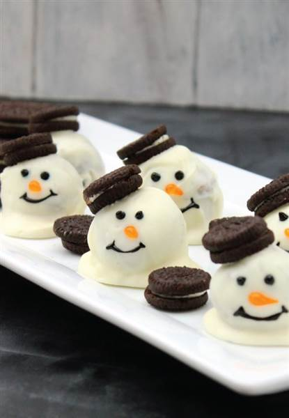 The Cutest Holiday Cookies And More Great Holiday Treats