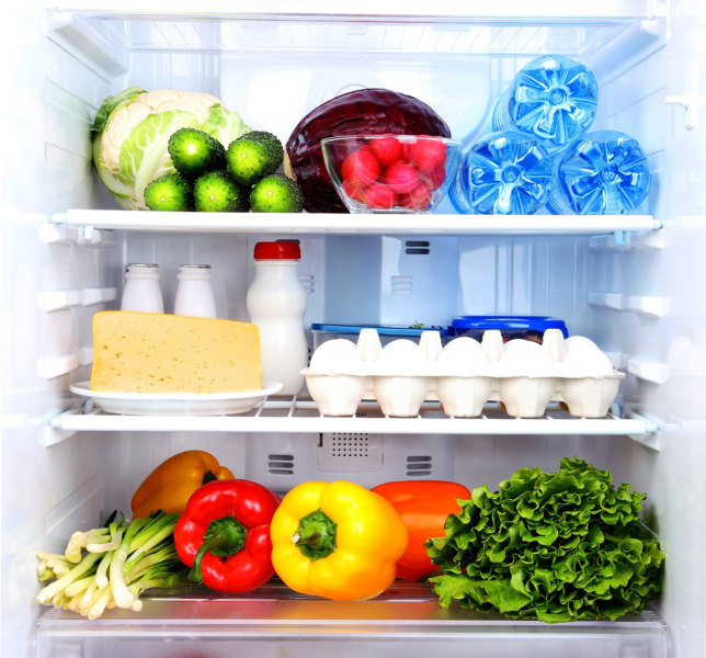 Vegetables Storage Containers How to store food in the fridge today shutterstock workwithnaturefo