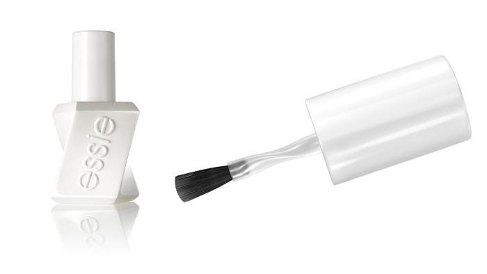 Essie gel couture swirl stem nail polish brush