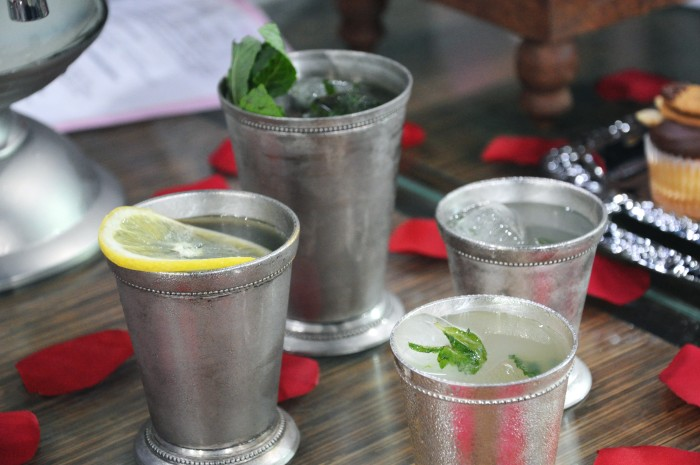 Maureen Petrosky shares a Kentucky Derby party recipes for kid-friendly Junior Juleps or mint lemonade