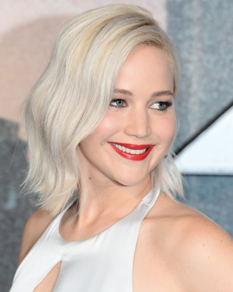 Groovy Jennifer Lawrence Taylor Swift More Summer Hair Color Ideas Hairstyles For Men Maxibearus