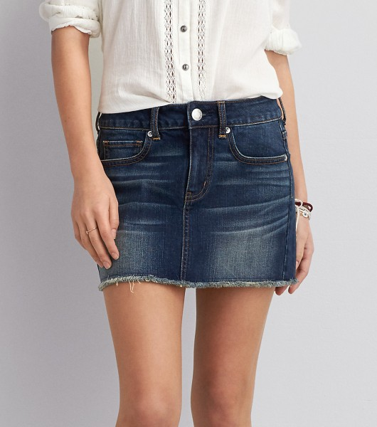 Denim skirts: Mini, pencil, button-up and other styles to try ...