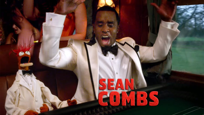 the muppets youtube sean combs