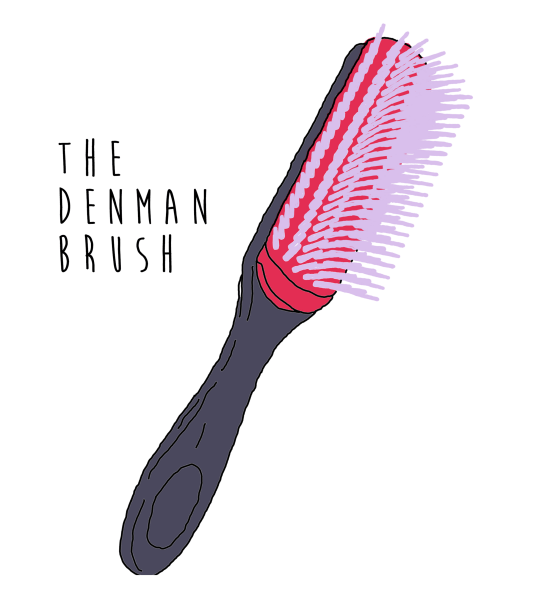 Find Your Best Hair Brush Denman Brush Boar Bristle