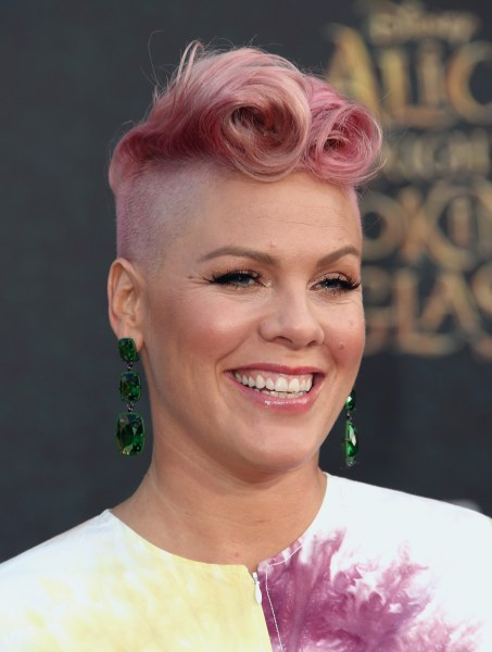 """Pink Takes Her Acrobatic Skills to New Heights in New """"Just Like ..."""