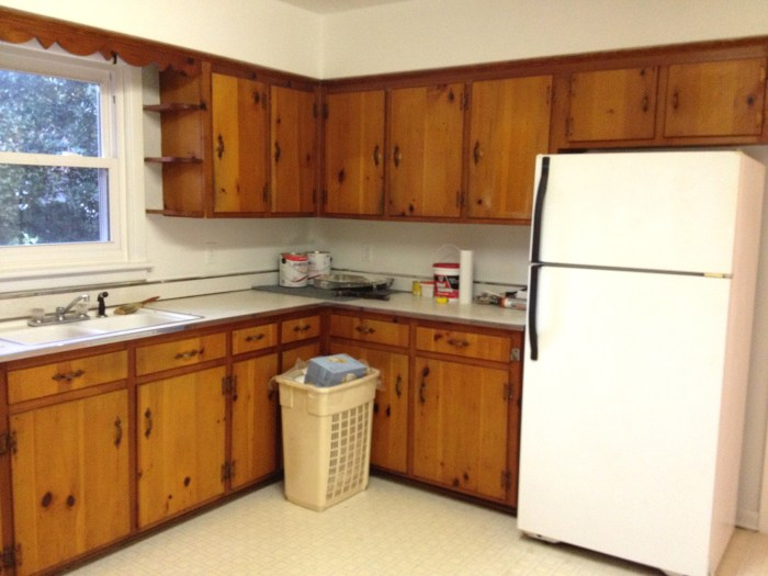 Kitchen Cabinet Makeovers Before And After kitchen diy makeover: before and after pictures - today