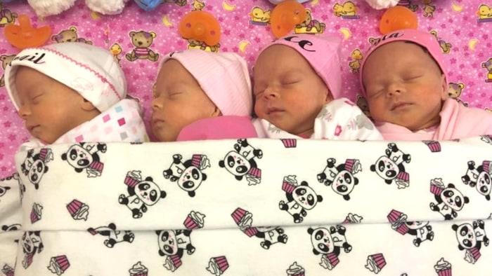 Quadruplets 2016