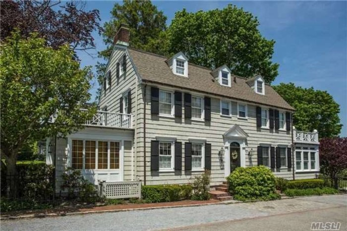 The Amityville Horror Home Is For Sale Here Are The