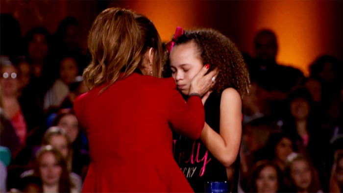 'So You Think You Can Dance' contestant vomits on Paula Abdul
