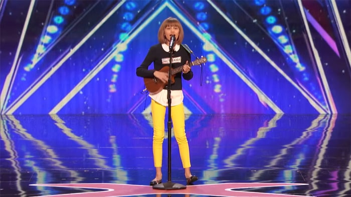 America S Got Talent Might Have Found The Next Taylor