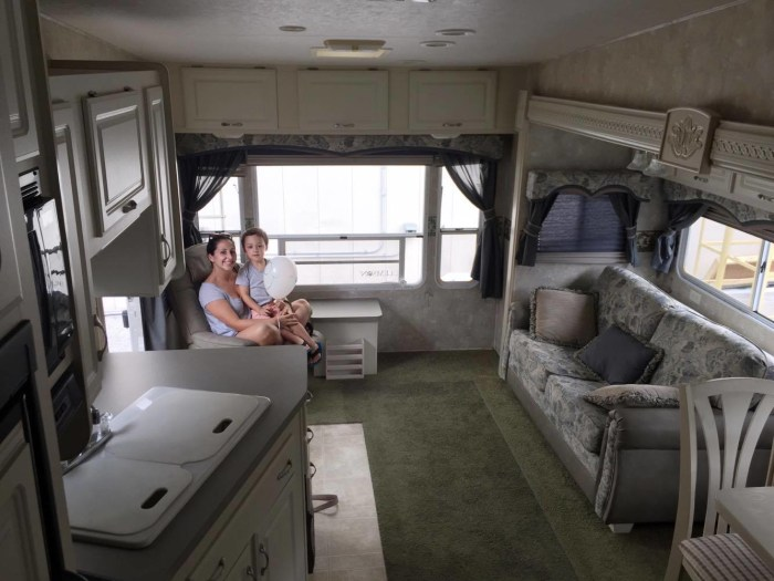 Rv Makeover Before And After Photos Today Com