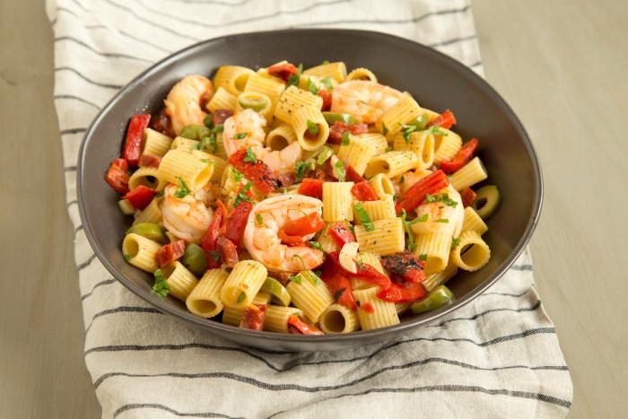 Eat pasta, tapas-style