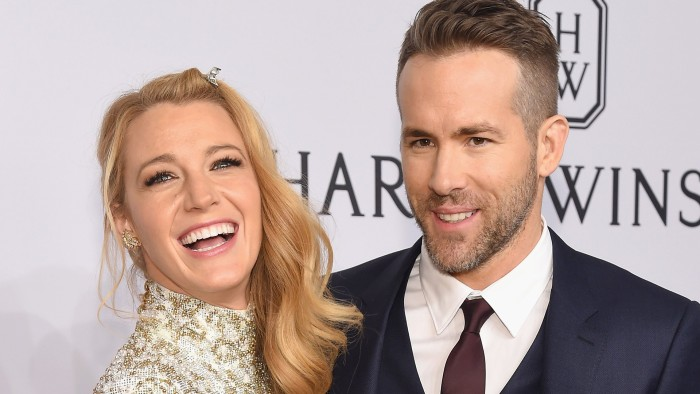 Michael Loccisano Getty Images Blake Lively And Ryan Reynolds