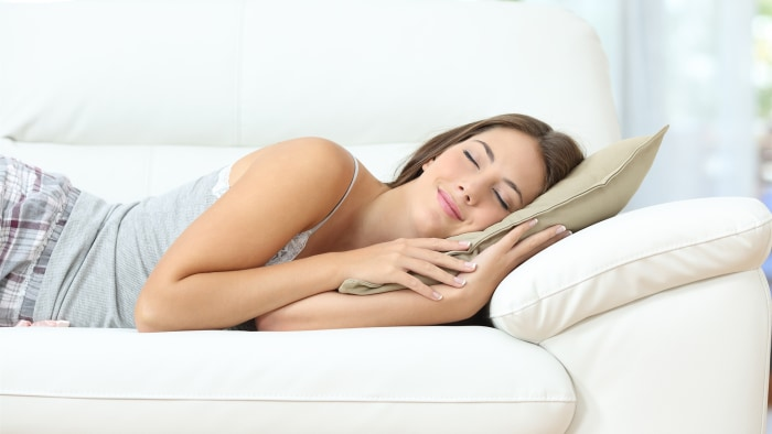Nap Time Researchers Say Sleeping Twice A Day Is Good For You