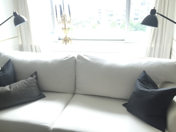 Fix Frumpy Sofa Cushions With This 3 Step Trick Today Com