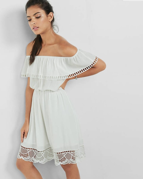 Summer dresses: Maxi midi off-the-shoulder and floral styles ...