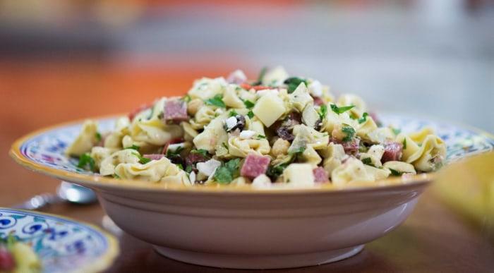Ryan Scott's 20-minute pasta salad