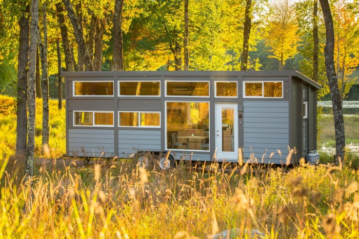 Tiny house vacations are now available TODAYcom