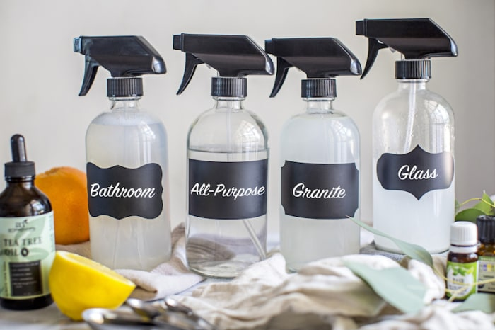4 Reasons To Make Your Own Cleaning Products Today Com