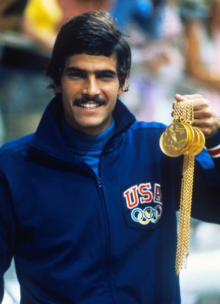 Mark Spitz on nearly starring in u0026#39;Jaws,u0026#39; getting offered ...