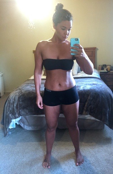The habit that helped her lose 124 pounds, heal depression ...