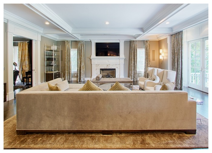 Man Caves Kevin Jonas : Kevin jonas is selling his new jersey mansion — see inside