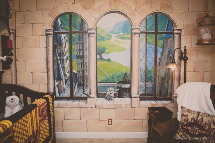 Pas Create A Magical Harry Potter Themed Nursery Today Com