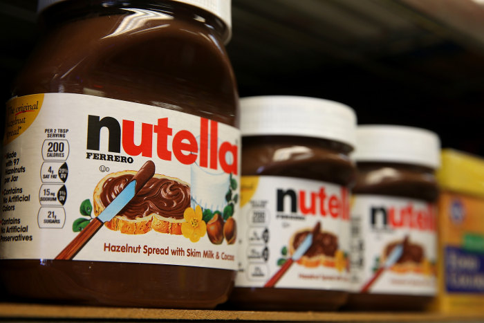 Sit down, folks: Nutella has changed its recipe