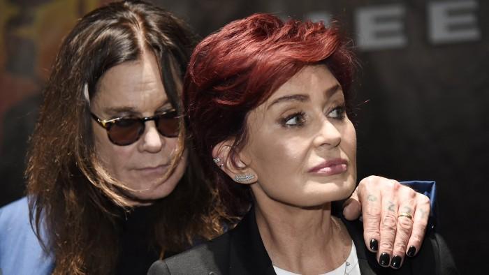 Ozzy Osbourne Says Marriage to Sharon Osbourne Is