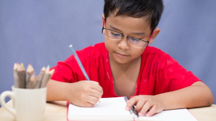 Cursive writing  Alabama law mandates handwriting in school     Shutterstock
