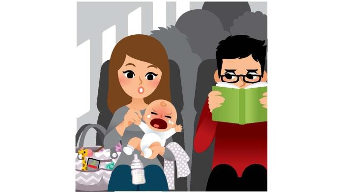 Pregnant labor of love - 1 part 9