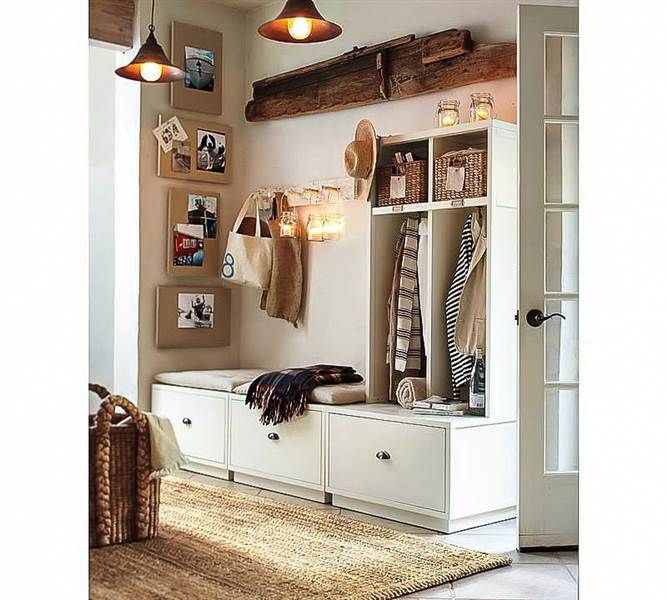 4 ways to get your home in back to school shape - Porte manteaux mural ikea ...
