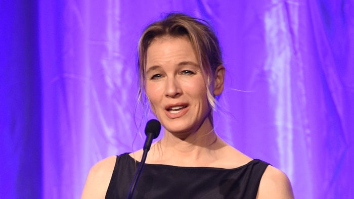 Renee Zellweger fights back against surgery rumors: 'We can do better ...