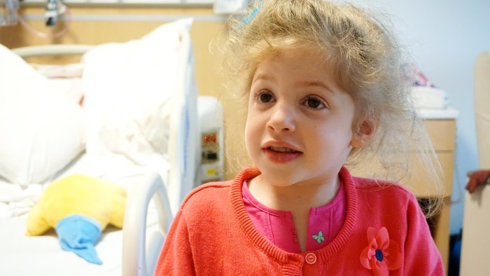 Saving Eliza Girl With Sanfilippo Syndrome Gets Gene