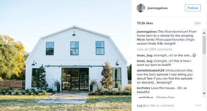 Multiple Fixer Upper Homes Are Now Available To Rent