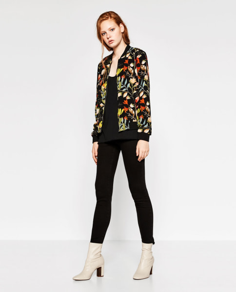 Bomber jackets how to wear fall s biggest trend today