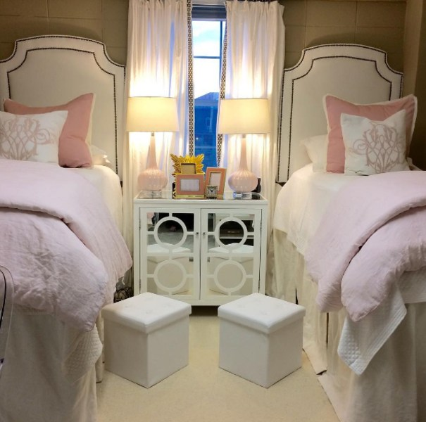 9 ways to create a stylish dorm room on a budget  TODAYcom ~ 170222_Trendy Dorm Room Ideas