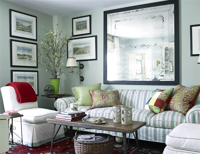 julian wass house beautiful - House Beautiful Living Room Colors