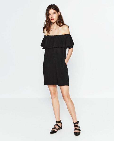 Cocktail dress trends fall 2016 zara