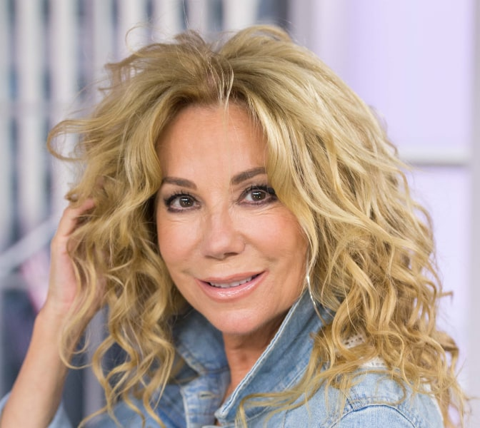 Admirable How To Get Kathie Lee Gifford39S Curly Hairstyle On Today Today Com Short Hairstyles For Black Women Fulllsitofus