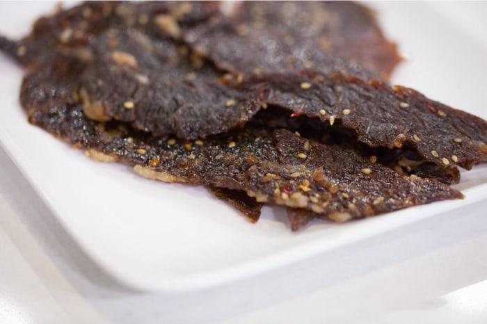 Al's brisket jerky