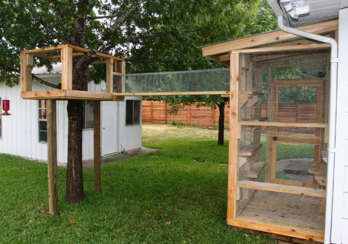 Catio Pet Trend T102477 on Make Your Own House Plans