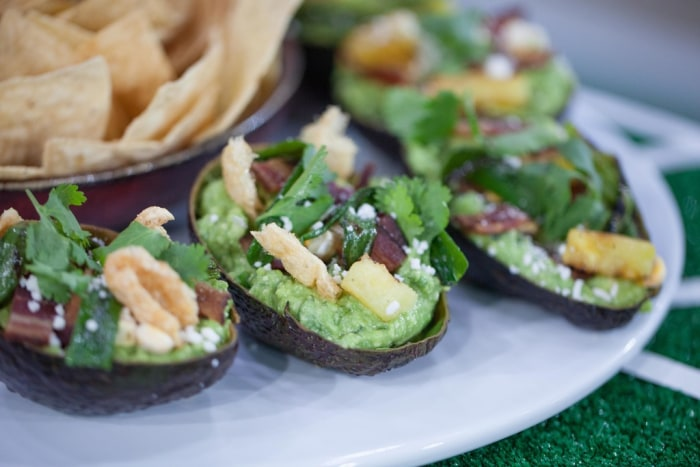 Ultimate Guacamole Bar