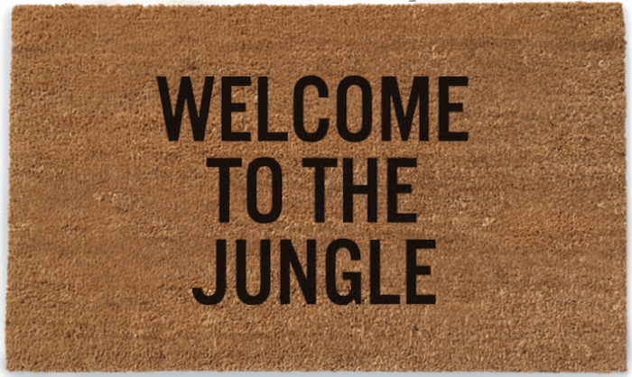 26 Fun Doormat Ideas For Your Home Today Com