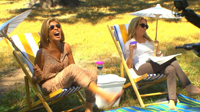 Watch Kathie Lee And Hoda In Billy Bush S Rockin Rickshaw
