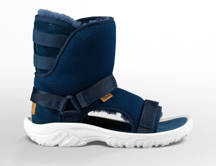 Is This The Ugliest Sandal Ever Made Ugg And Teva Combine For Cringe Worthy Footwear Today Com