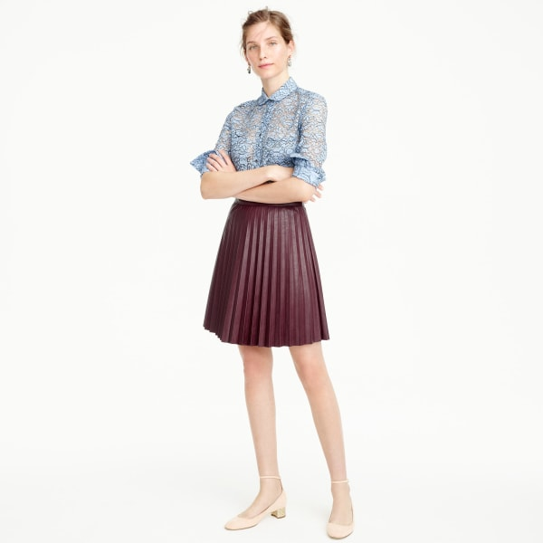 29 pleated skirts for fall under $100
